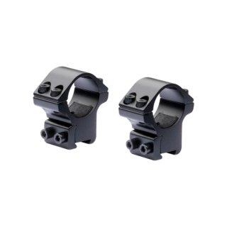 Nikko Stirling - ZF Ringe - 25,4 mm für 11mm Schiene - Medium