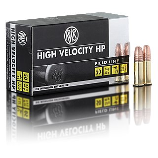.22 lfb RWS High Velocity HP 40grs - 50Stk