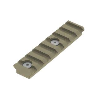 Keymode-Picatinny Rail - UTG - FDE