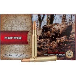 6,5x55 Norma Vulkan 165 grs. - 20 Stk