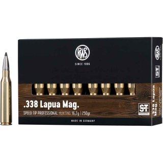 .338 Lapua Mag. RWS Speed Tip 250grs. 20St.