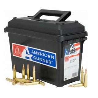 .300 ACC Blackout Hornady American Gunner HP 125grs. 200Stk