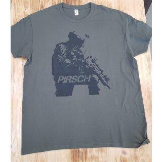 hs-arms Motiv T-Shirt PIRSCH