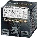 8X57 IS S&B SPCE 196grs. - 50Stk