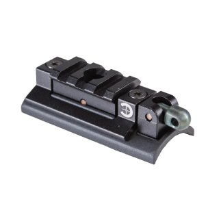 Pic Rail Adapter Plate, f. Sling Swivel Studs