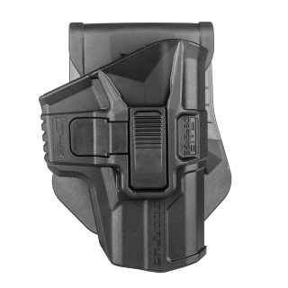 FAB Defense - Holster Level 2 Scorpus MX schwarz