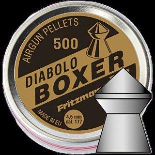 Luftgewehrmunition Diabolo Boxer 5,5mm