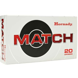 6,5 Creedmoor Hornady ELD Match 120grs. 20Stk