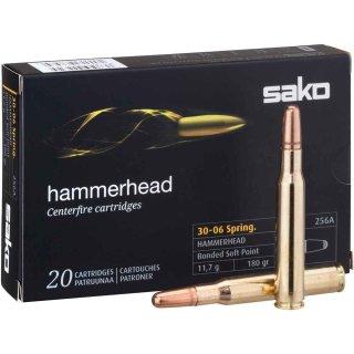 .30-06 Spr. Sako Hammerhead 180grs - 20Stk