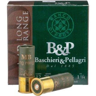 12/70 4MB Long Range 3,5mm 36g - 25 Stück