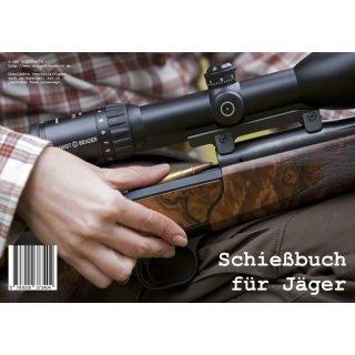 Schießbuch für Jäger