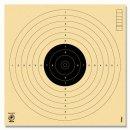 Luftpistolenscheibe 17 x 17