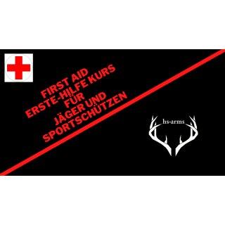 Erste-Hilfe-Kurs - für Sportschützen und Jäger