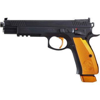 CZ Taipan Orange 9 mm Luger
