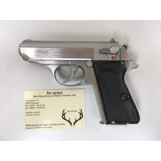 Walther / Interarms - Mod. PPK / S - 9mm kurz