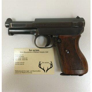 Taschenpistole Mauser 34 - 7,65 mm
