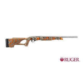 KK-Büchse Ruger 10/22 Target Lite Thumbhole Orange .22lr