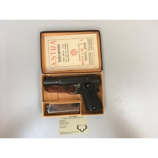 Astra 3000 - 7,65mm - Pistole