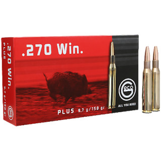 .270 Win Geco Plus 150grs - 20Stk