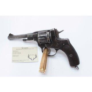 Nagant Revolver - 1916