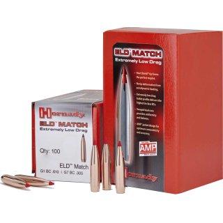 6,5mm Hornady ELD Match Geschoss 9,5g - 147grs #26333